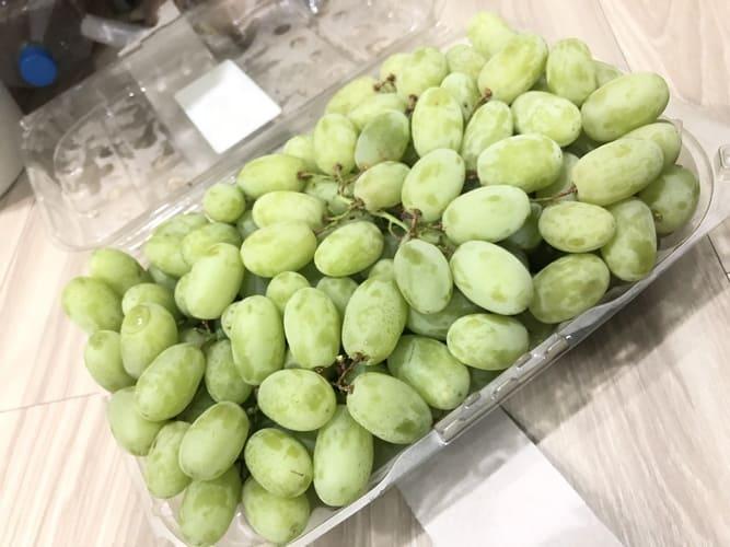 美國無籽綠葡萄