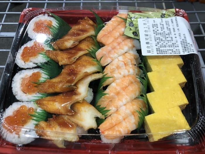 costco綜合壽司
