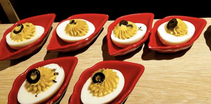 開胃菜-天使蛋